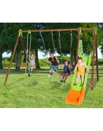 Columpio Outdoor Toys Techwood Akeo
