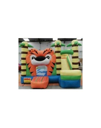 Castillo hinchable Tigre 4...