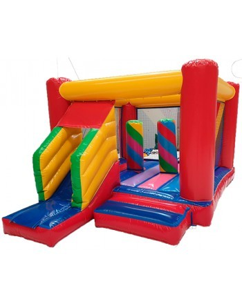 Castillo profesional Mini mundo de Color 4 * 3 * 3m.