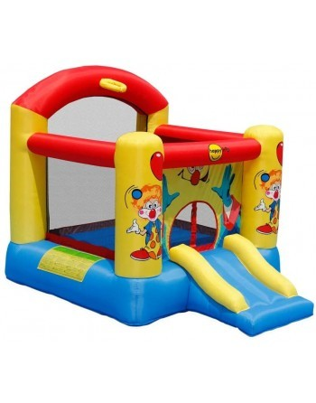Mini castillo Payaso Happy Hop 3,30*2,30*2,30