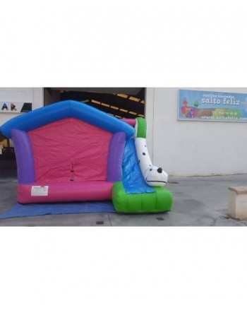 Bouncy castle Puppy pro 4 * 4 * 2.60