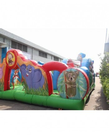 Parque Zoológico Bouncy Castle 6 * 5 * 2.60